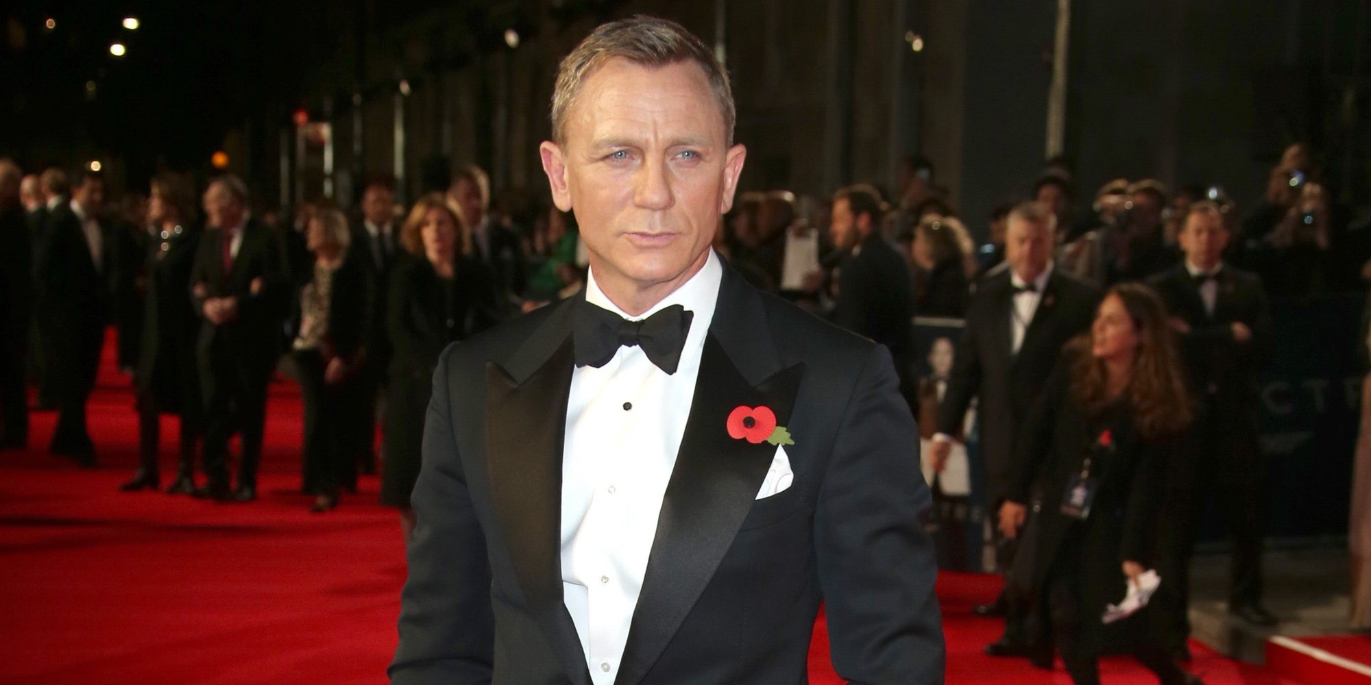 Daniel Craig sufre un accidente durante el rodaje de 'Bond 25'