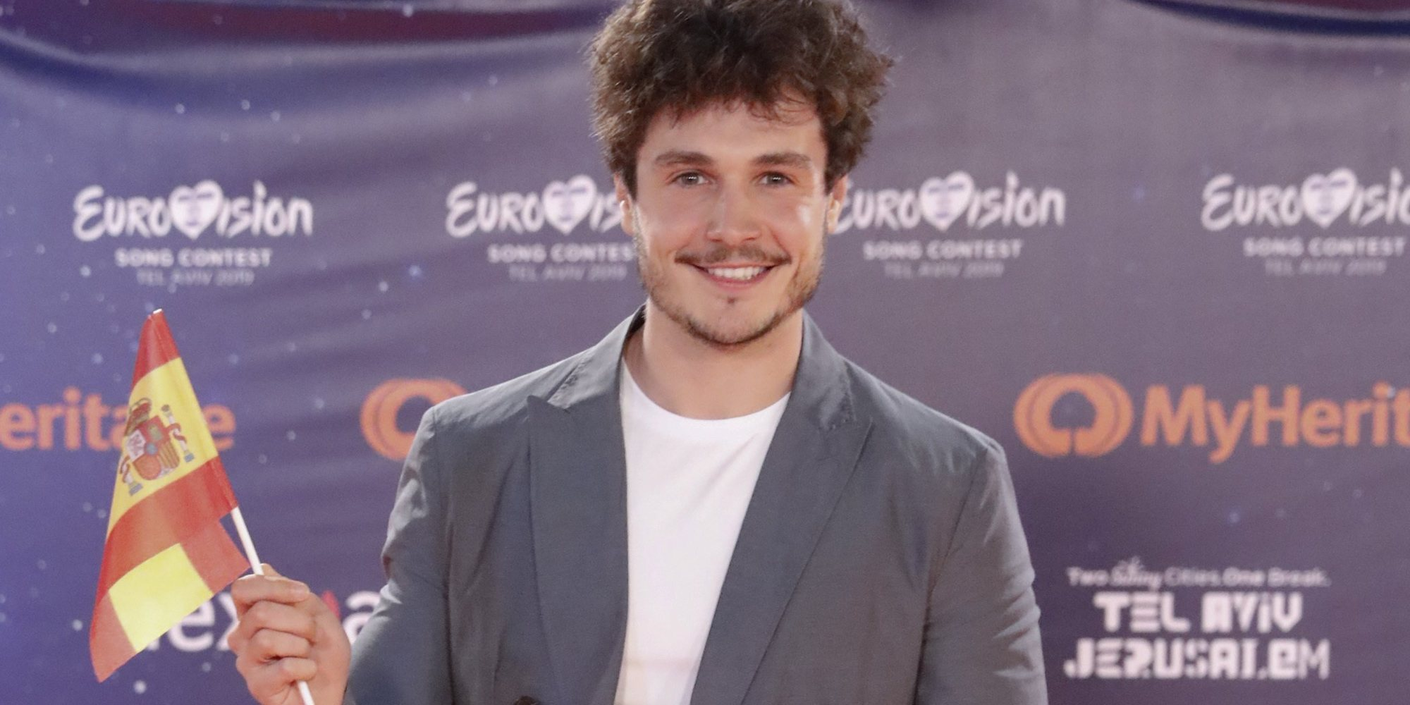 Miki Núñez actuará en última posición en la final de Eurovisión 2019