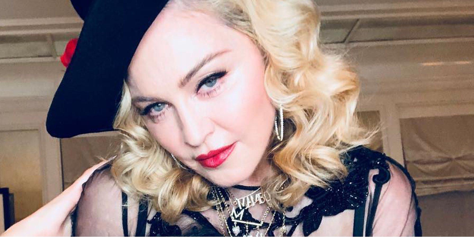Eurovisión 2019 confirma que Madonna actuará en la gran final interpretando dos canciones