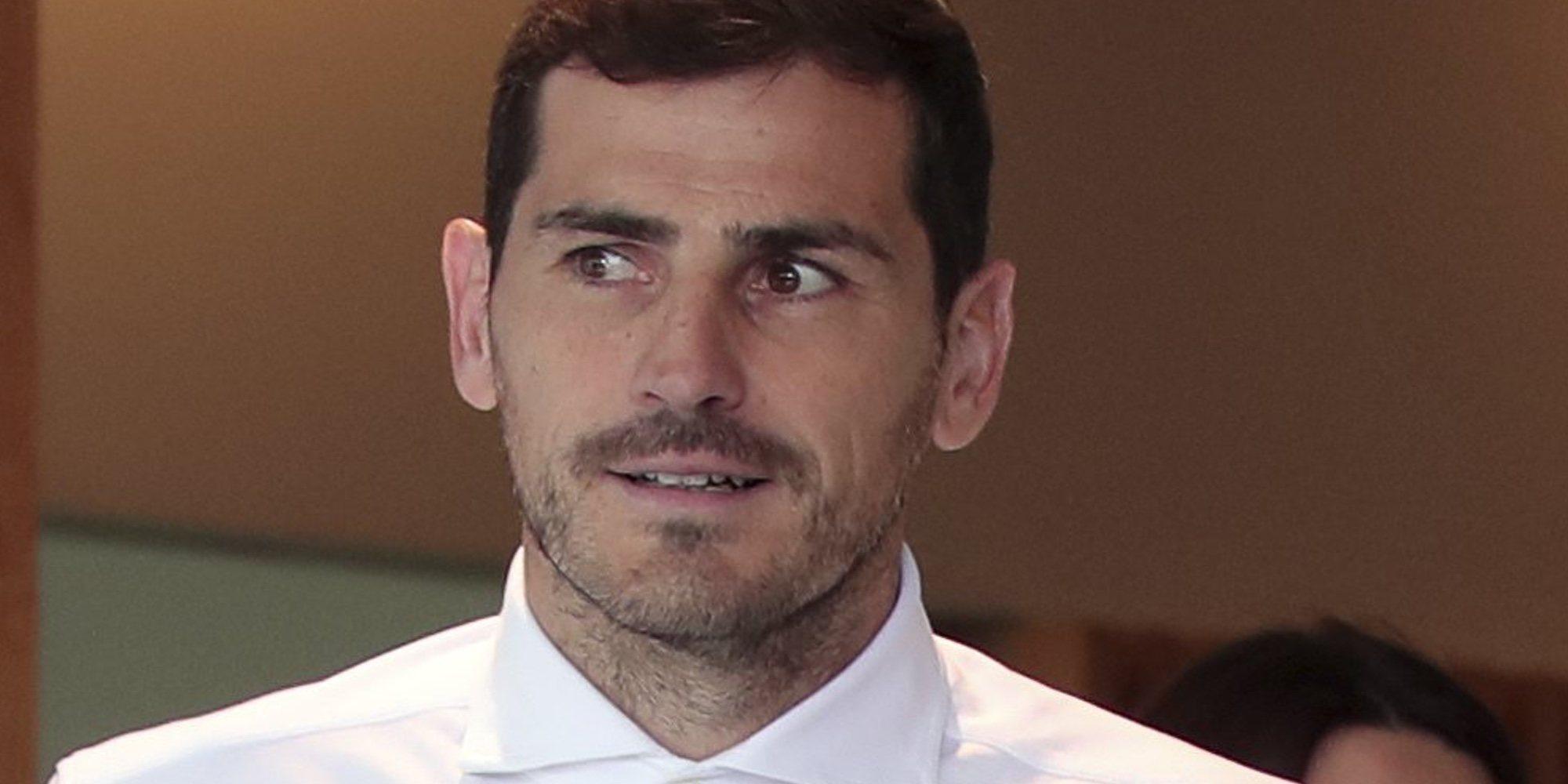 """Iker Casillas desmiente que vaya a retirarse del fútbol: """"Lo anunciaré cuando llegue el momento"""""""