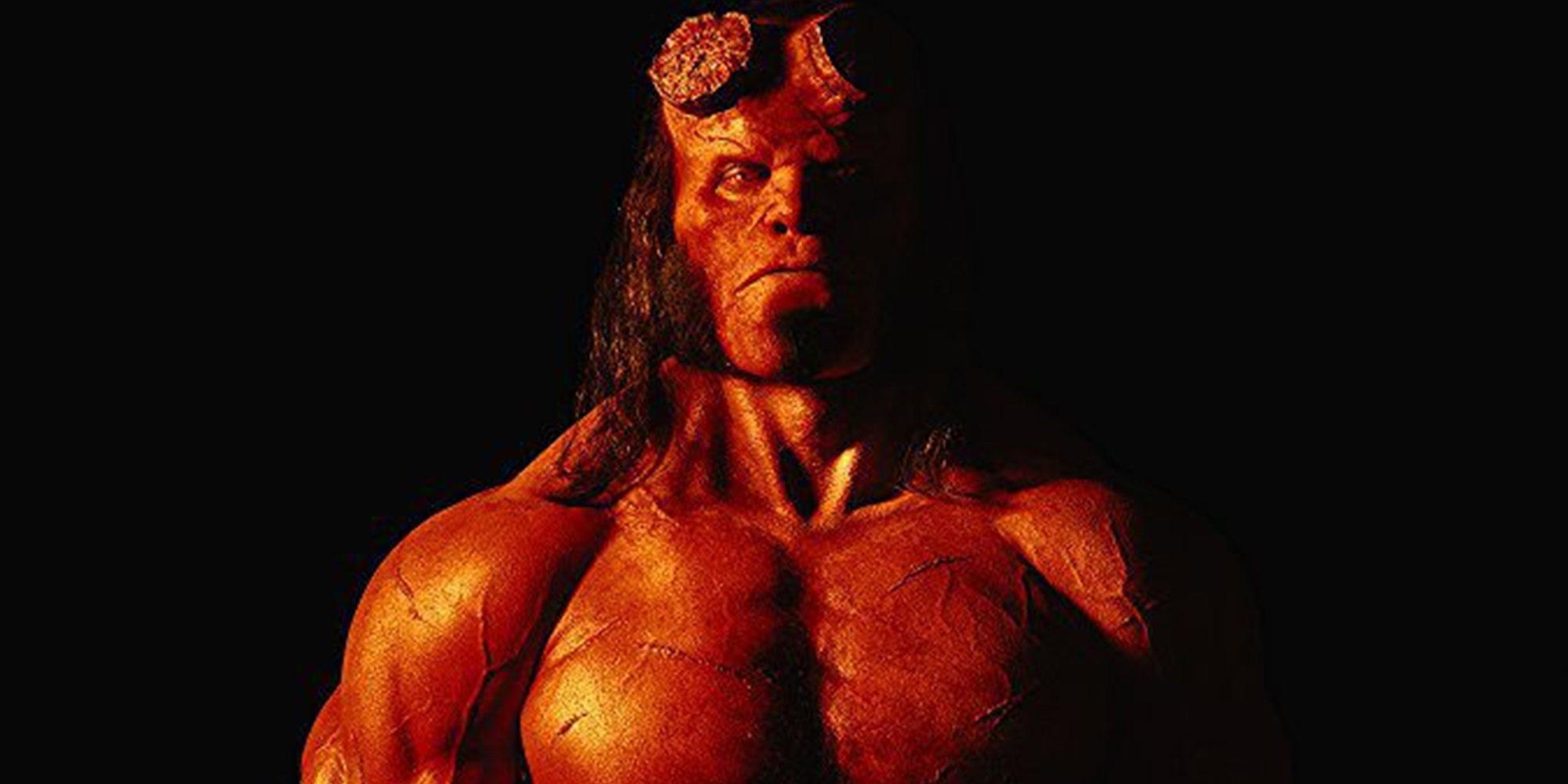 'Hellboy' y 'El año de la plaga', los títulos de la semana que pisarán fuerte en nuestros cines