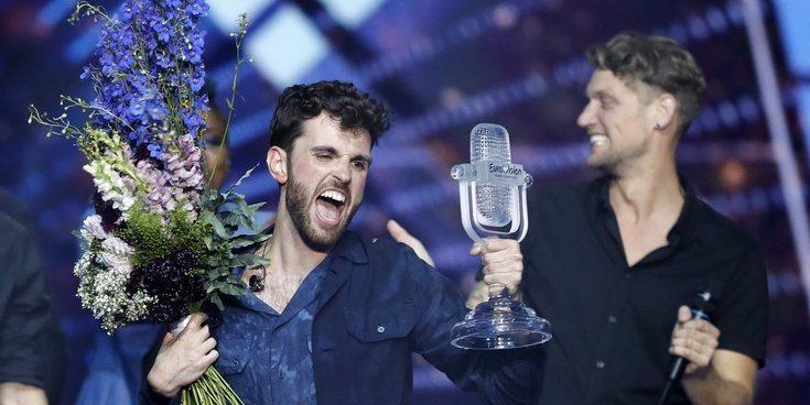 Así es Duncan Laurence, ganador de Eurovisión 2019 por Países Bajos con 'Arcade'