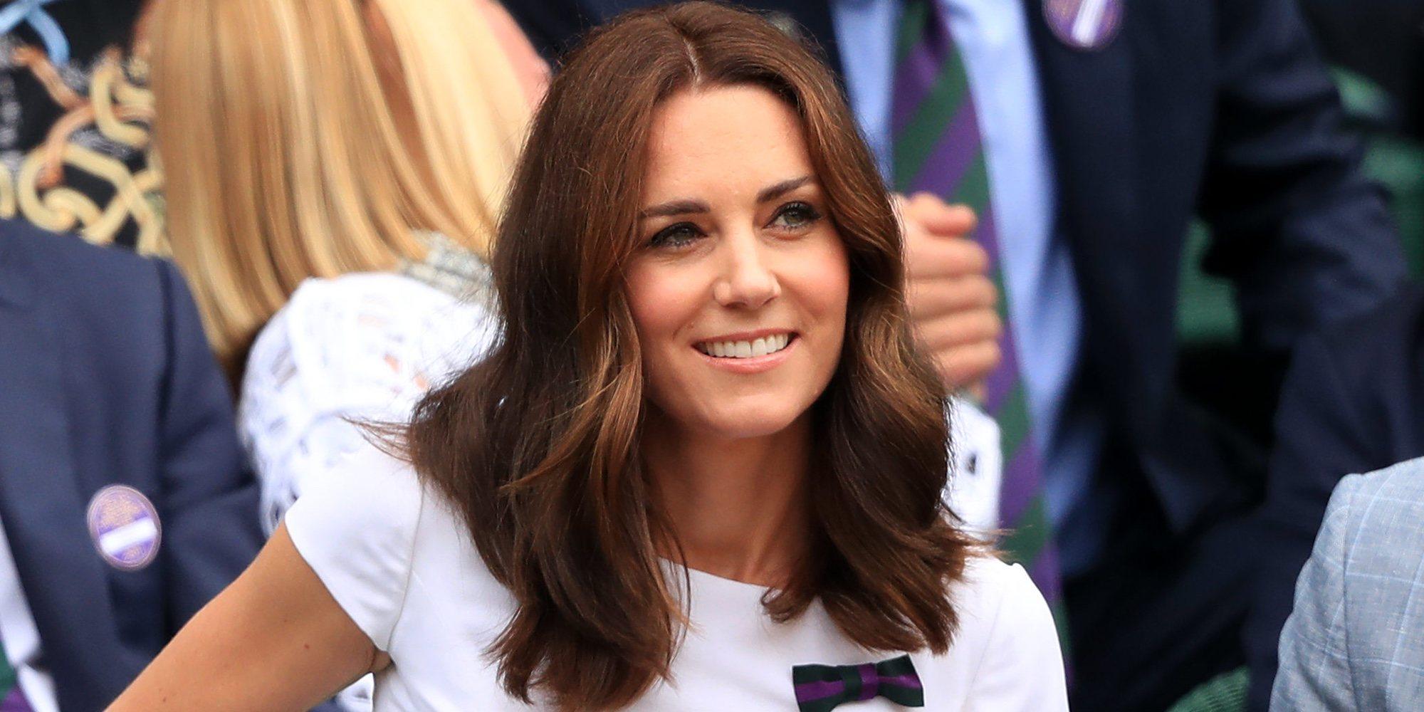 Kate Middleton, como nunca la hemos visto: saca su lado más espontáneo y divertido por una buena causa