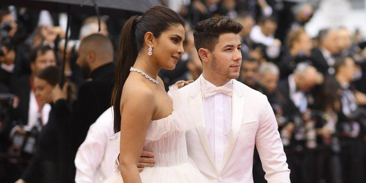 El fin de semana por todo lo alto de Nick Jonas y Priyanka Chopra, dos estrellas enamoradas en Cannes