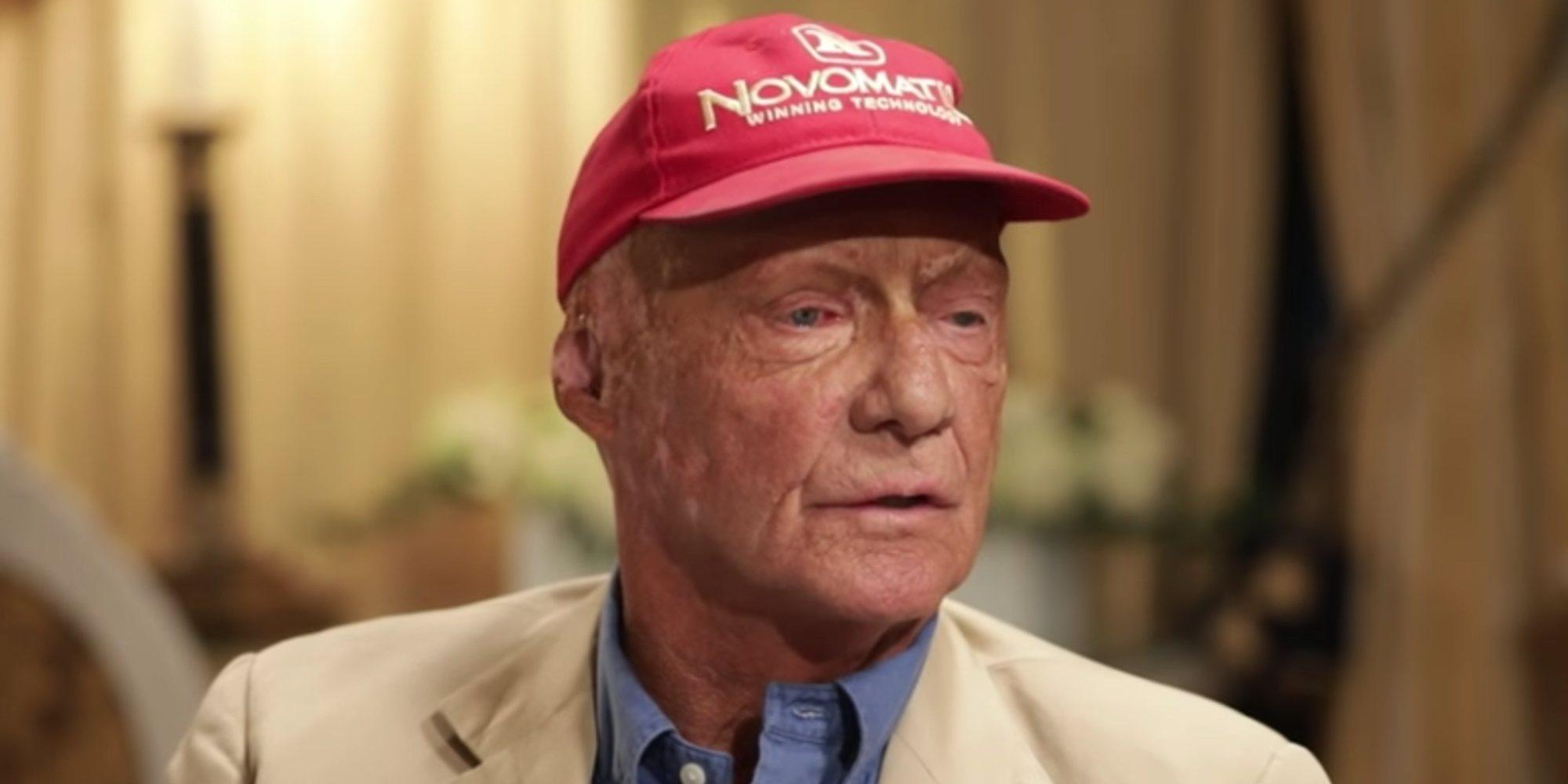 Muere Niki Lauda a los 70 años, tricampeón de la Fórmula 1