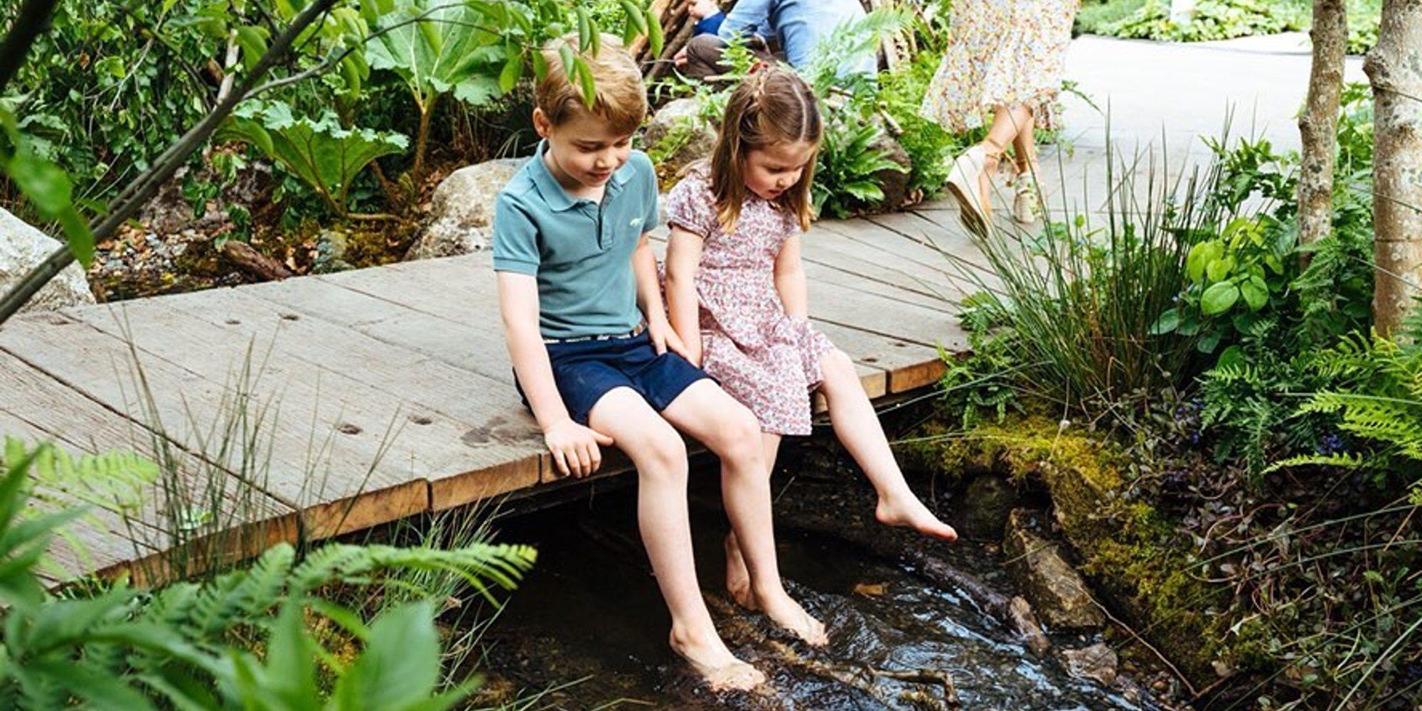 El adorable momento en el que el Príncipe Jorge muestra su orgullo de hijo hacia Kate Middleton