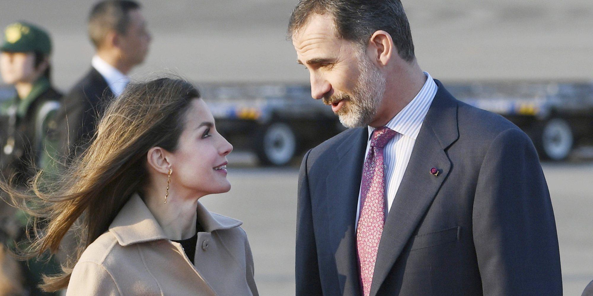 El amor de los Reyes Felipe y Letizia: un matrimonio con altibajos que remontó por el bien de sus hijas y de la Corona