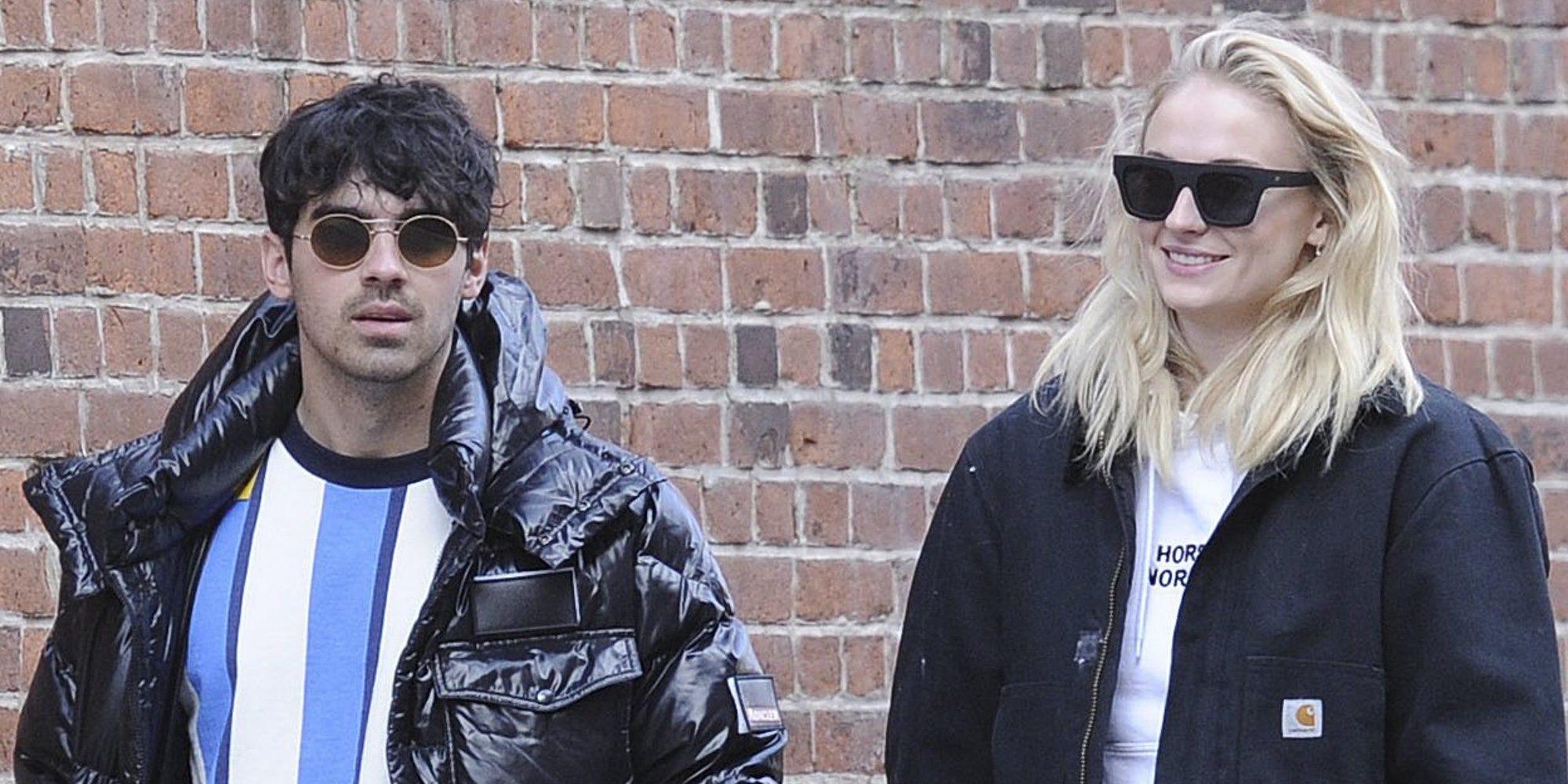 Sophie Turner revela que rompió con Joe Jonas antes de la boda