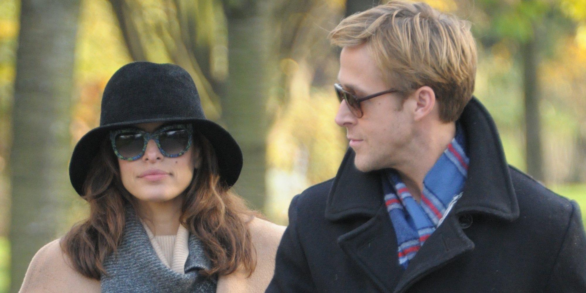 Las hijas de Eva Mendes y Ryan Gosling aprenden 'spanglish' en vez de español