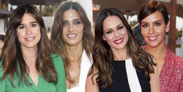 Cristina Pedroche, Isabel Jiménez o Eva González apoyan a Sara Carbonero tras extirparle un tumor