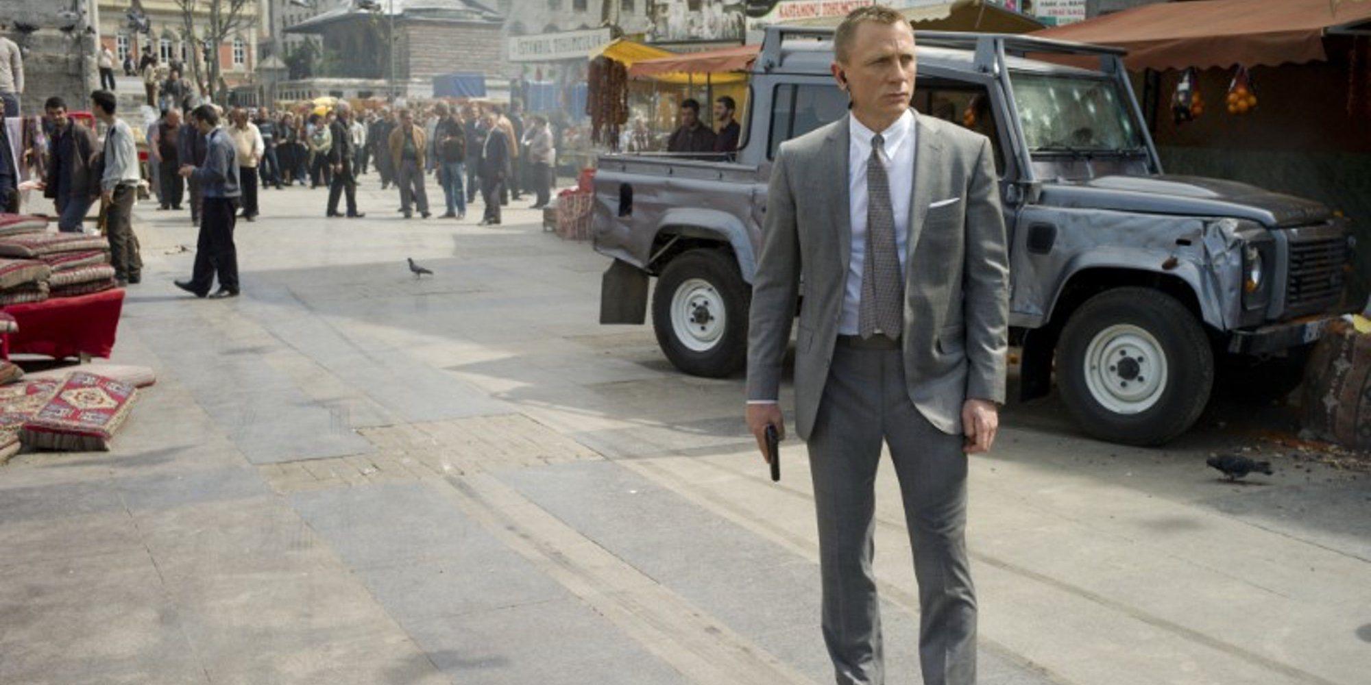 Daniel Craig, operado del tobillo tras sufrir una lesión mientras grababa 'Bond 25'