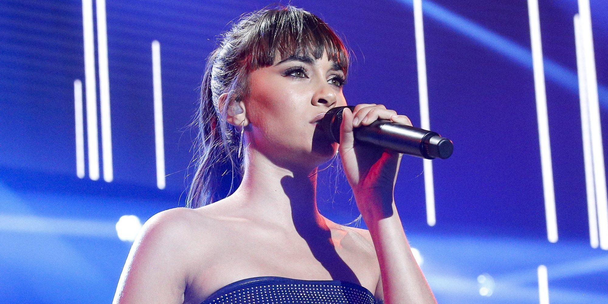 Aitana Ocaña desvela la portada y fecha de lanzamiento de su álbum 'Spoiler'