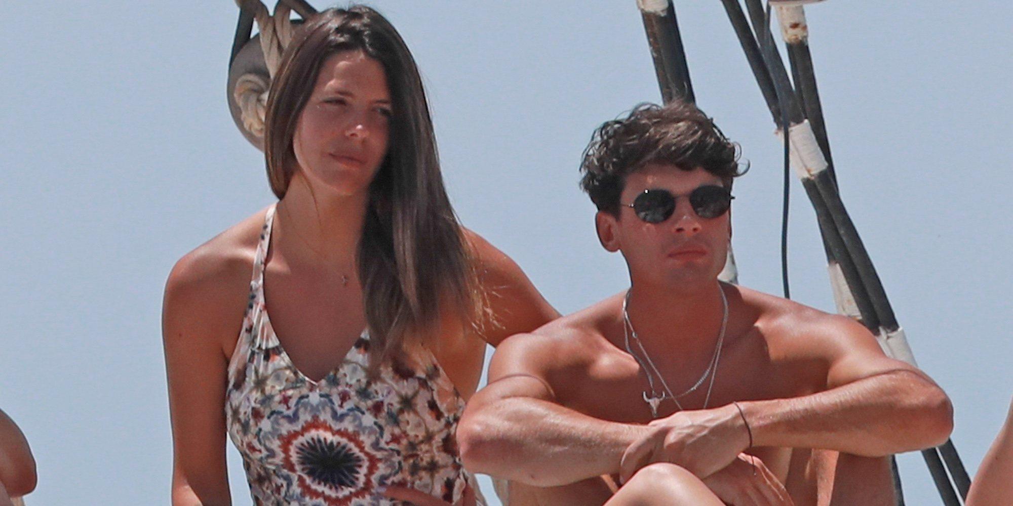 Laura Matamoros y Daniel Illescas, de Cuba a Ibiza sin parar de disfrutar de su amor