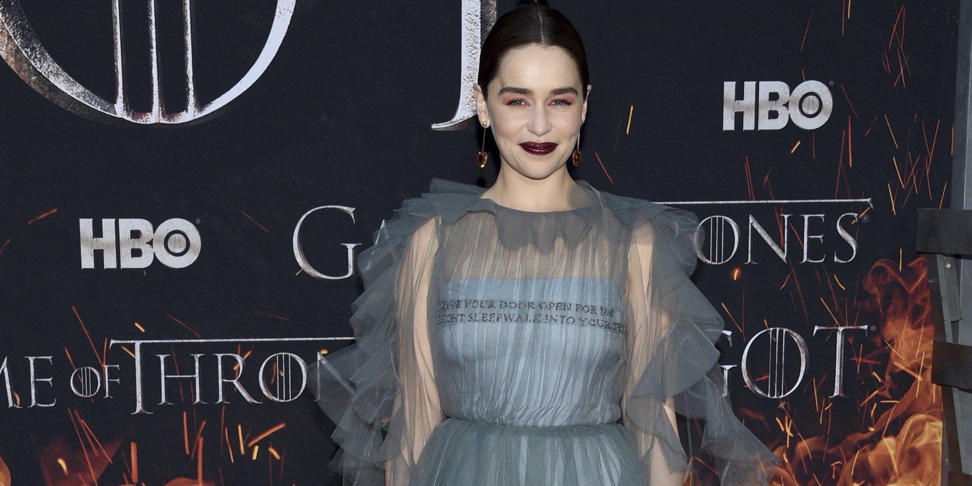 Emilia Clarke confiesa por qué rechazó protagonizar ...