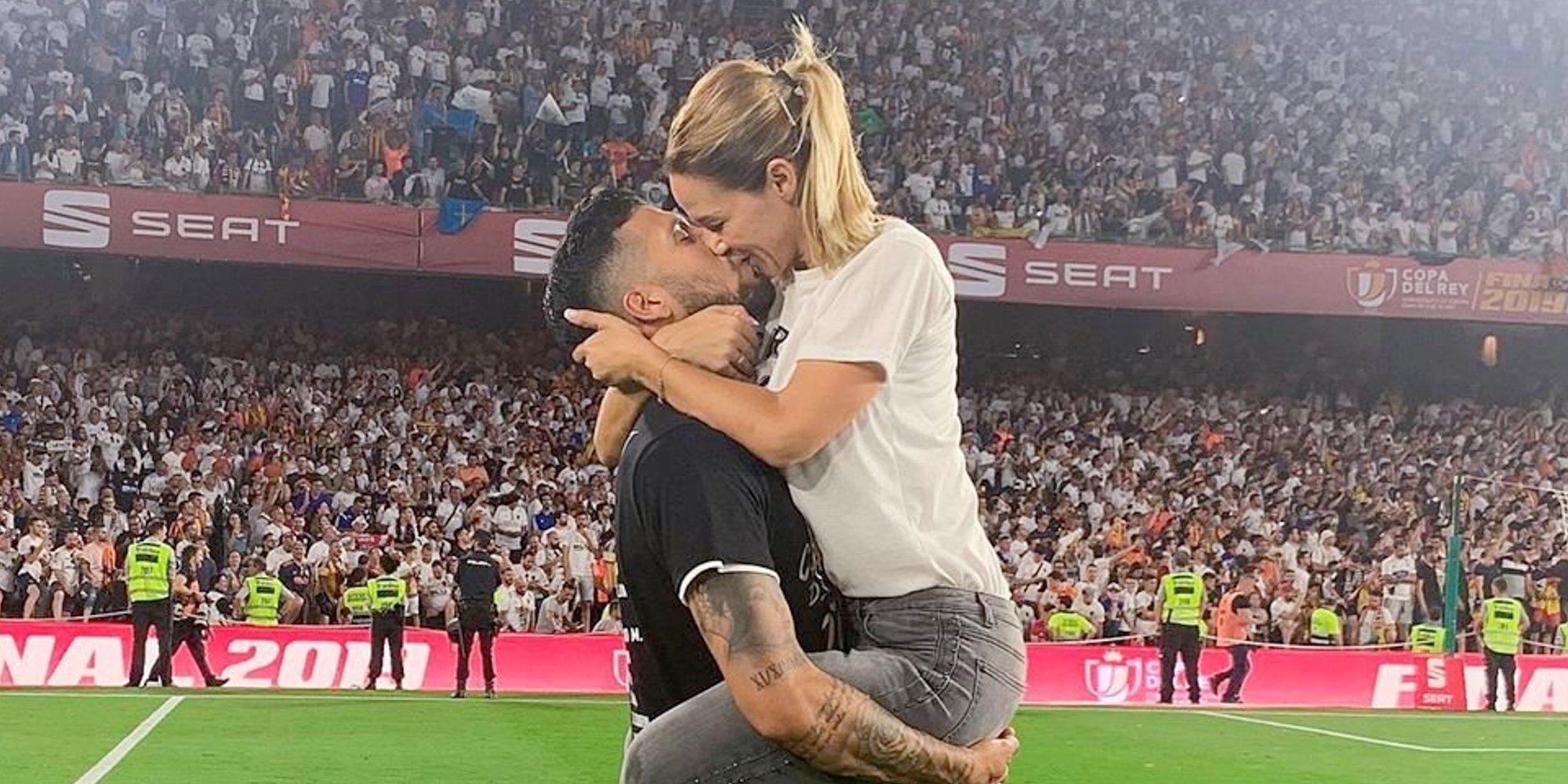 """Tamara Gorro estalla de felicidad por la victoria del Valencia en la Copa del Rey 2019: """"Gracias por tanto"""""""