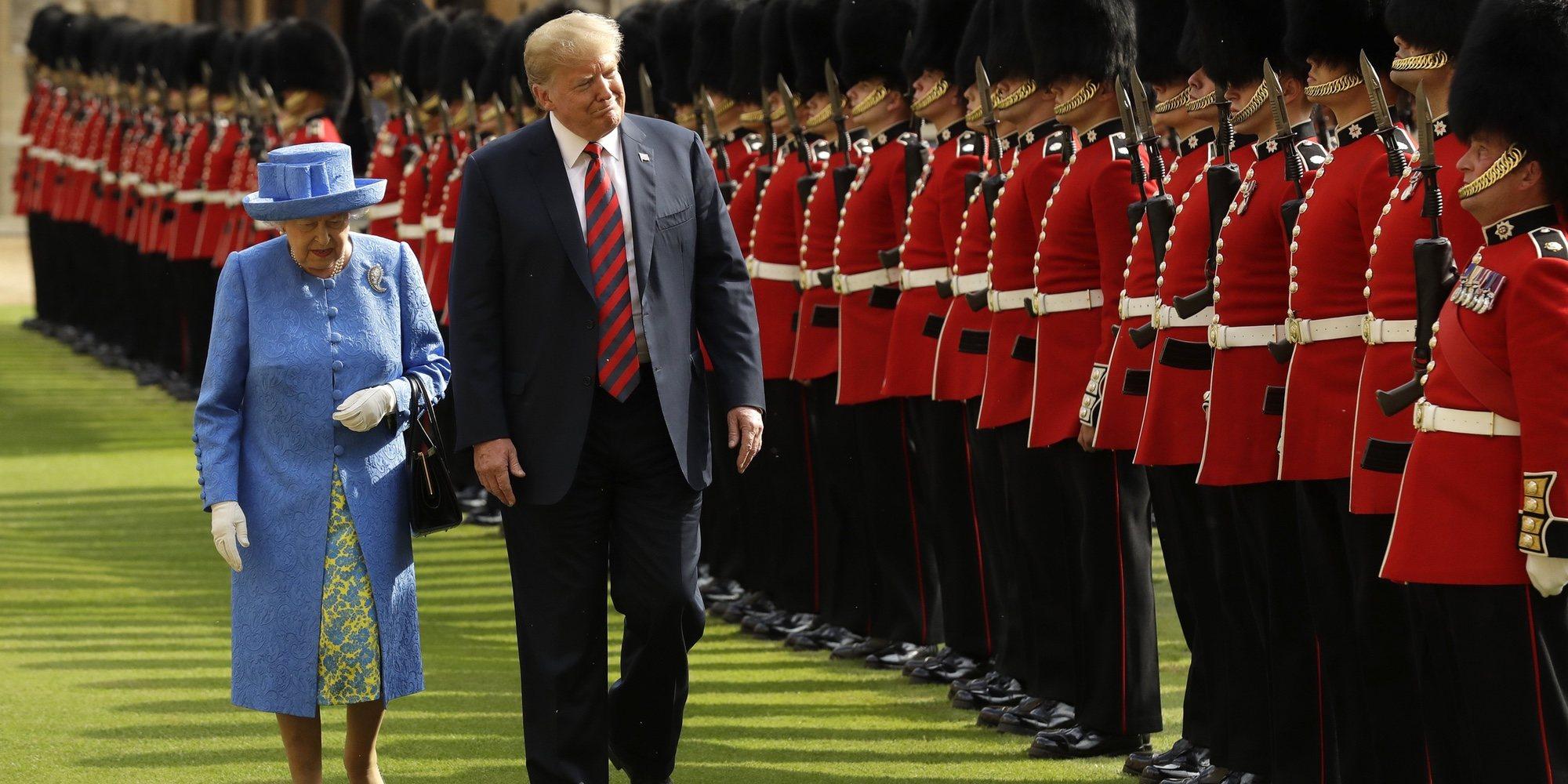 Los planes de la Familia Real Británica con la Visita de Estado de Donald Trump: ausencias y recuerdos incómodos