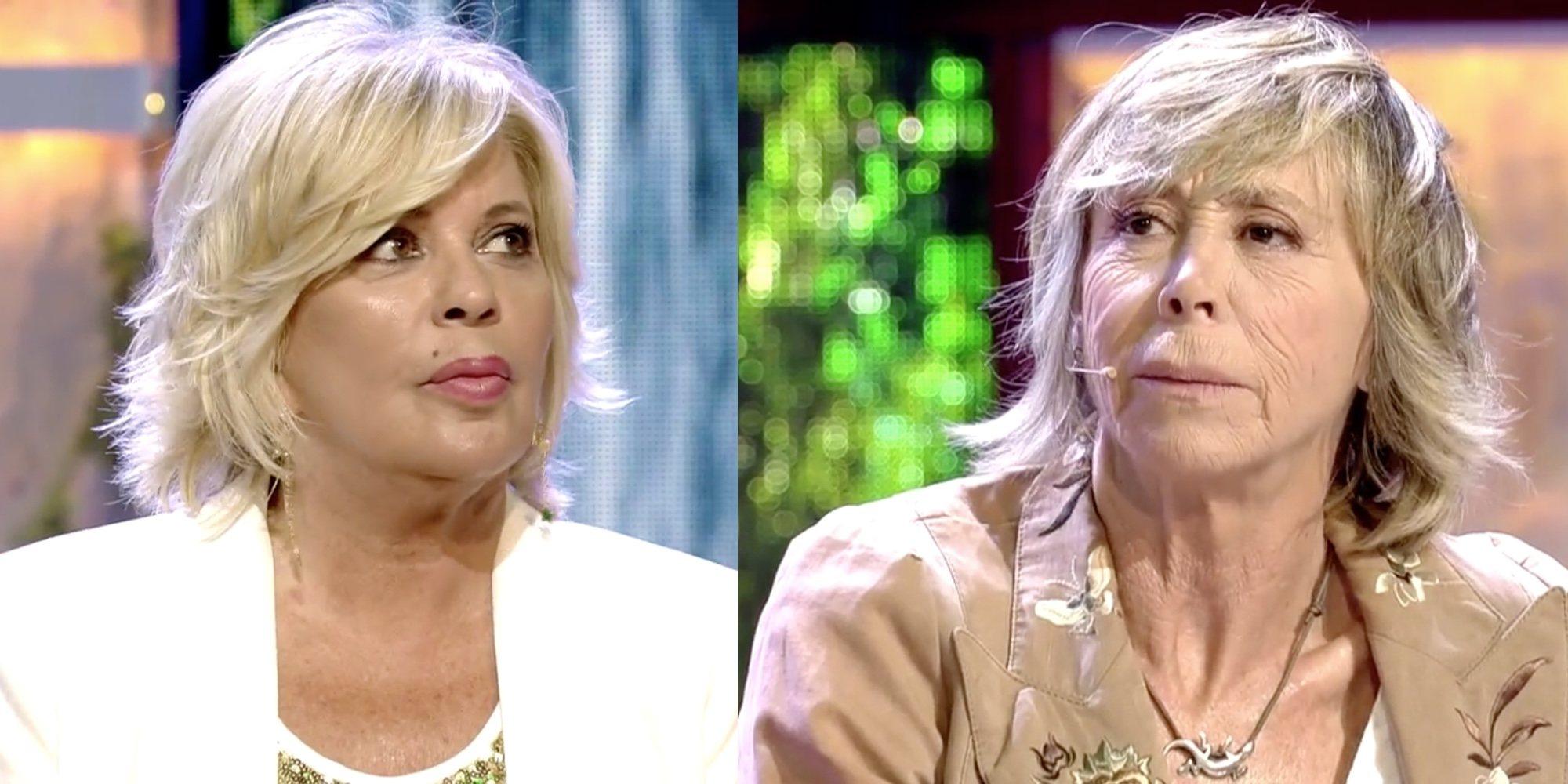 Bárbara Rey y Marta Roca se enfrentan en 'Supervivientes 2019' por la relación de Chelo con Isabel Pantoja