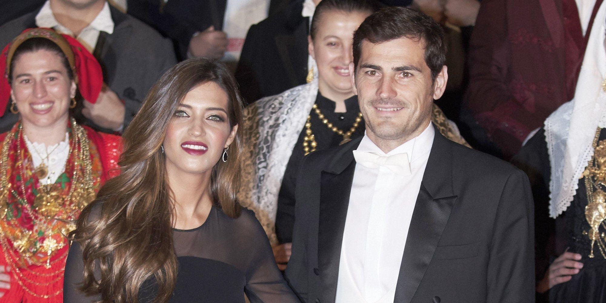 Iker Casillas y Sara Carbonero se instalan de nuevo en Madrid con sus hijos