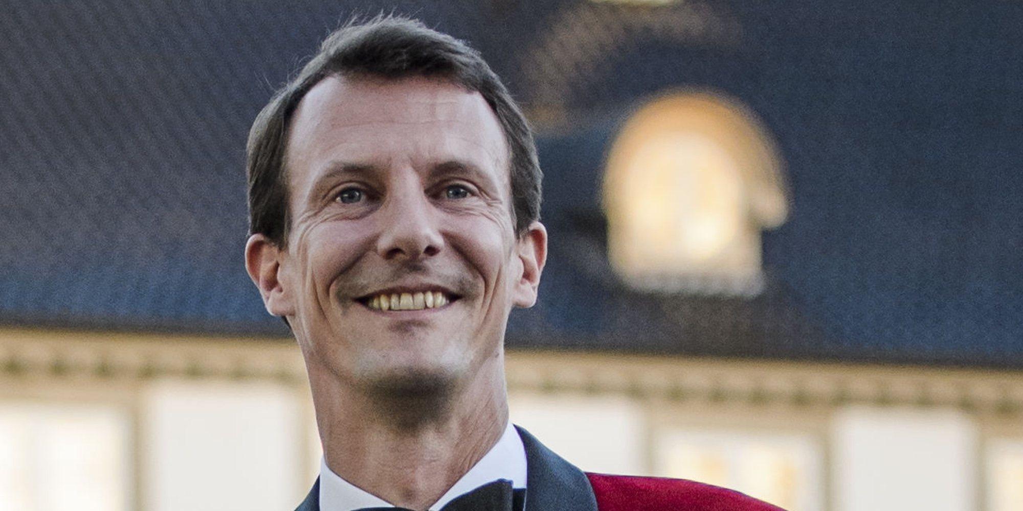 Joaquín de Dinamarca recuerda cómo su divorcio de Alexandra Manley le unió a su padre
