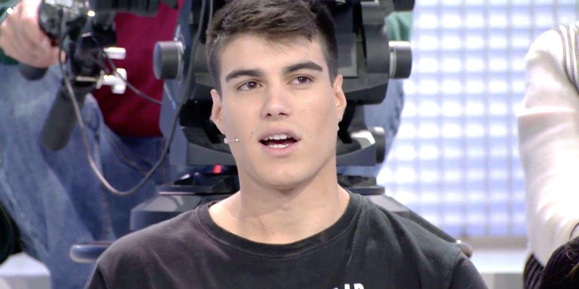 """Julen se pronuncia después de la noche de pasión entre Fabio y Violeta en 'Supervivientes' : """"Es una canalla"""""""