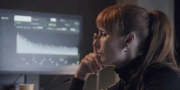 Najwa Nimri presenta a su personaje de 'La Casa de Papel': así es la inspectora Alicia Sierra