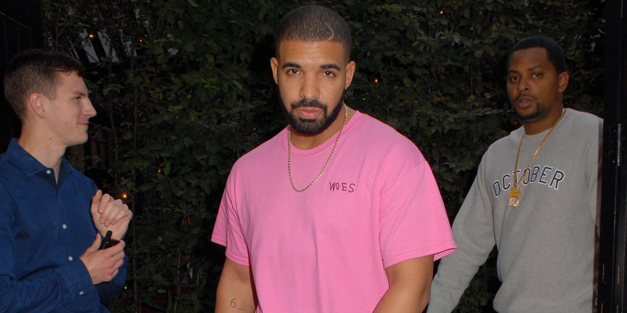 Drake la vuelve a liar en la NBA: intenta picar a Curry e insulta a Green