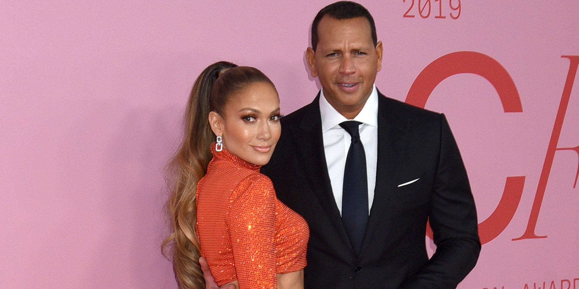 Jennifer Lopez y Alex Rodríguez acaparan todos los flashes en los CFDA Fashion Awards 2019