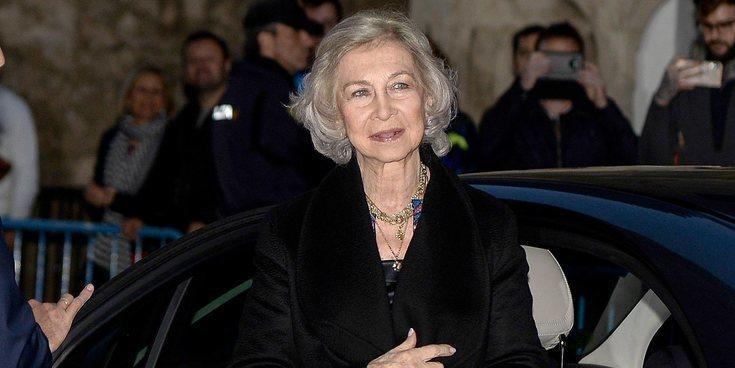 El emotivo viaje de la Reina Sofía a Grecia: cumpleaños de su hermano Constantino y una visita agridulce