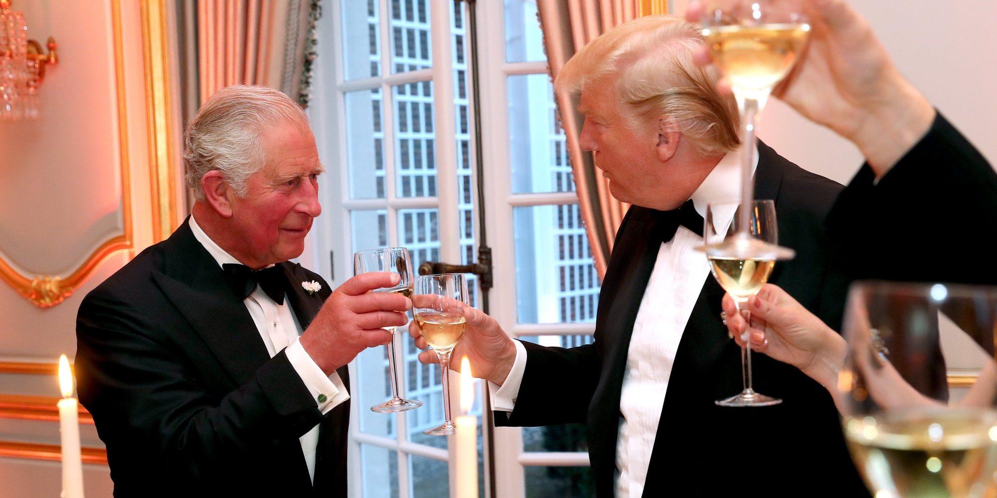 La opinión de Donald Trump sobre la Reina Isabel, el Príncipe Carlos, el Príncipe Harry y Meghan Markle