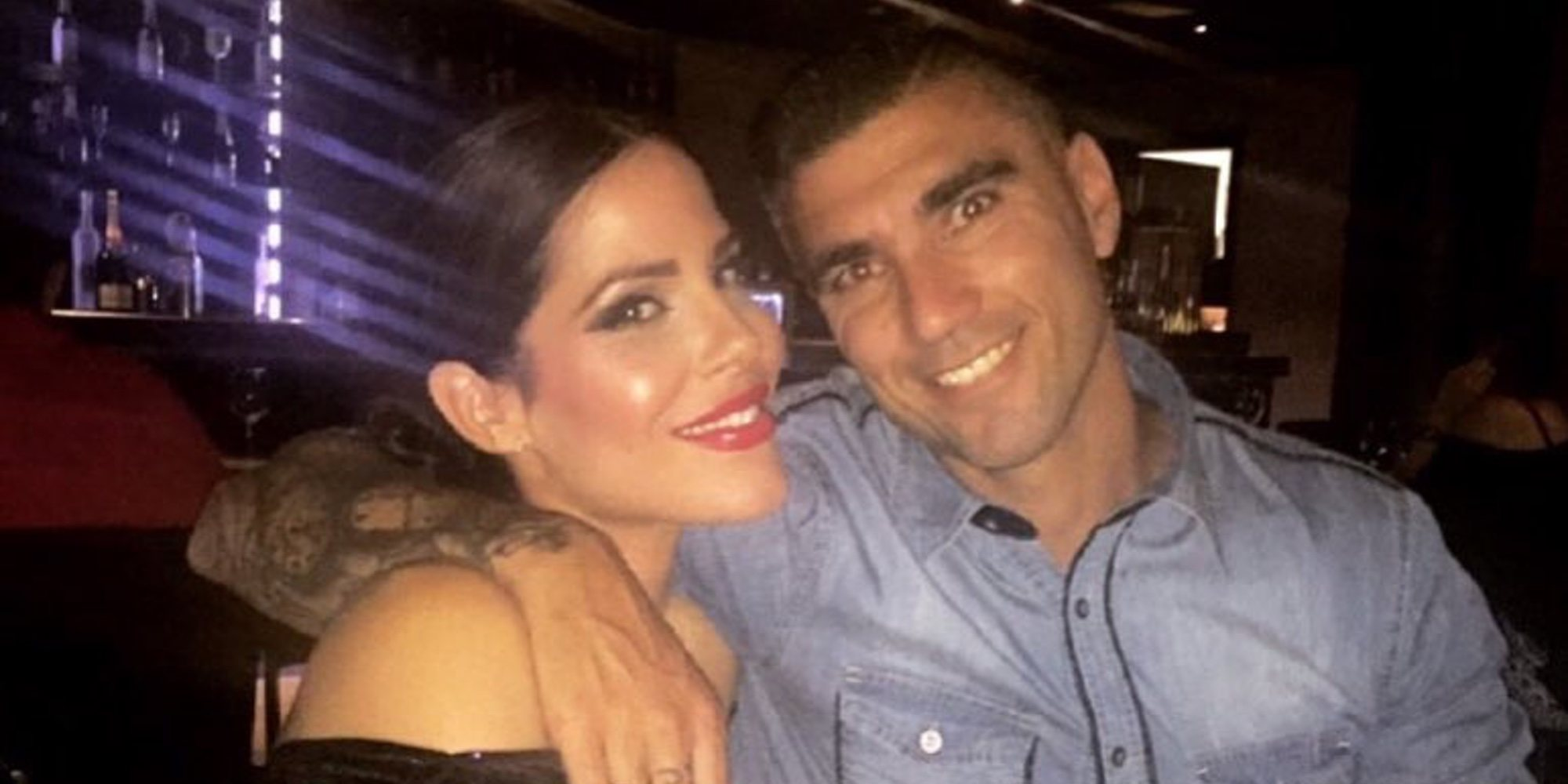 Noelia López, mujer de José Antonio Reyes, agradece las muestras de cariño por su muerte