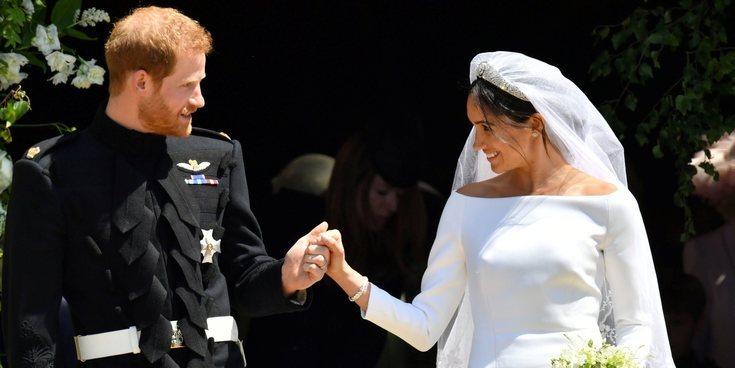 Salen a la luz fotografías privadas de la boda del Príncipe Harry y Meghan Markle tras un hackeo al fotógrafo