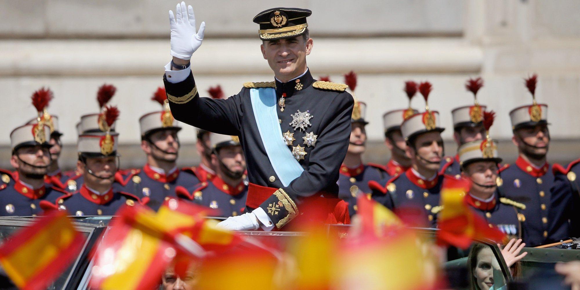 5 momentos felices y amargos que han marcado el reinado del Rey Felipe VI