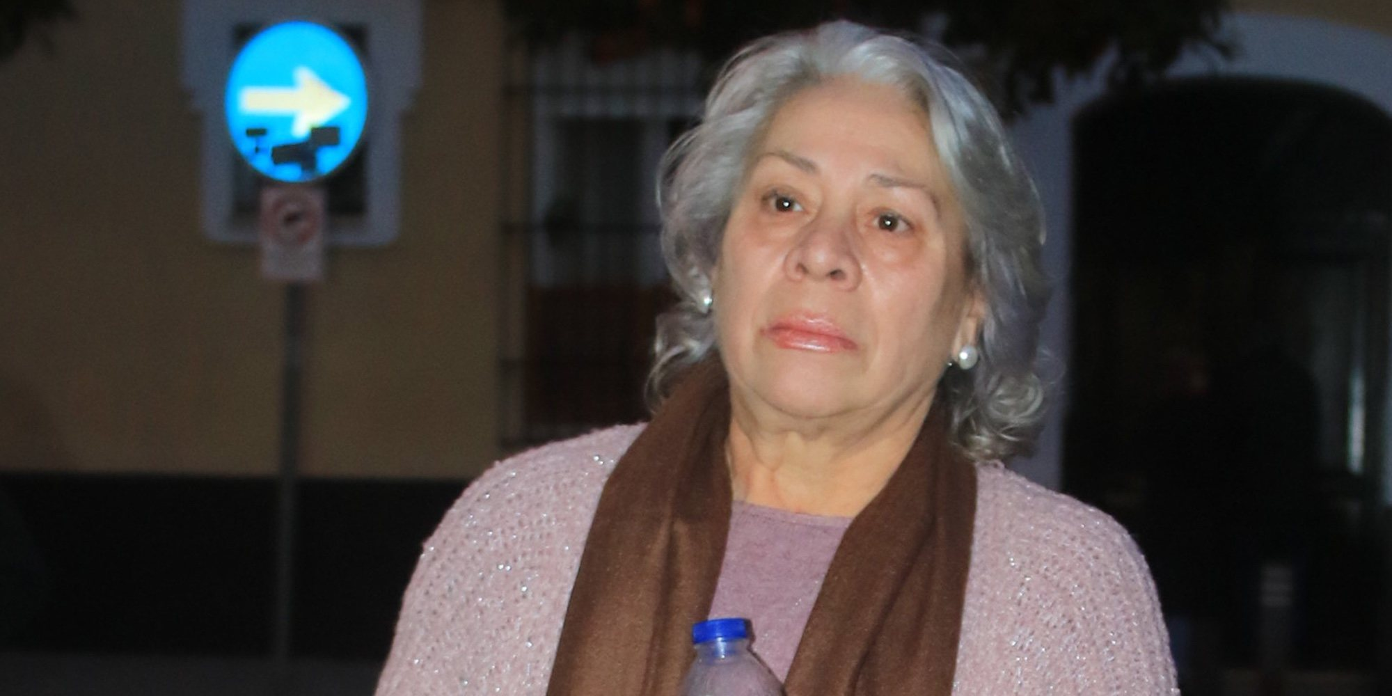 "Carmen Gahona amenaza a Manuel Cortés: ""Si falta el honor a su padre yo estoy dispuesta a todo"""