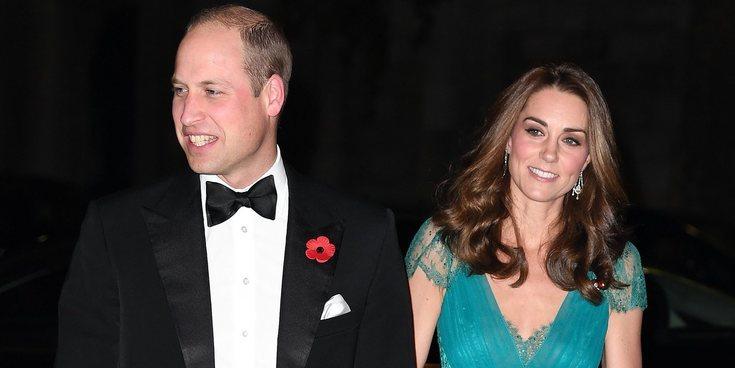 La gratitud de la Familia Real Británica con Antonella Fresolone, ama de llaves del Principe Guillermo y Kate Middleton
