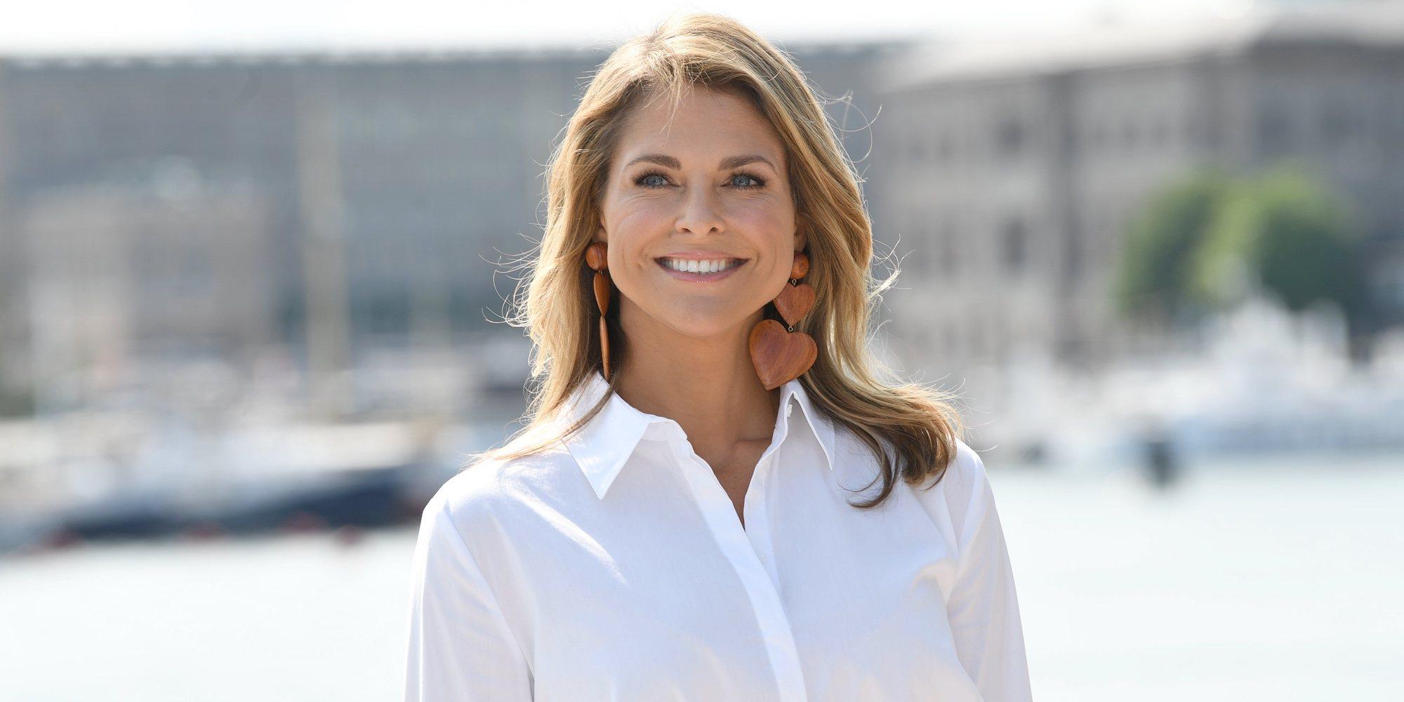 El mejor regalo que pudo tener Magdalena de Suecia en el día de su 37 cumpleaños