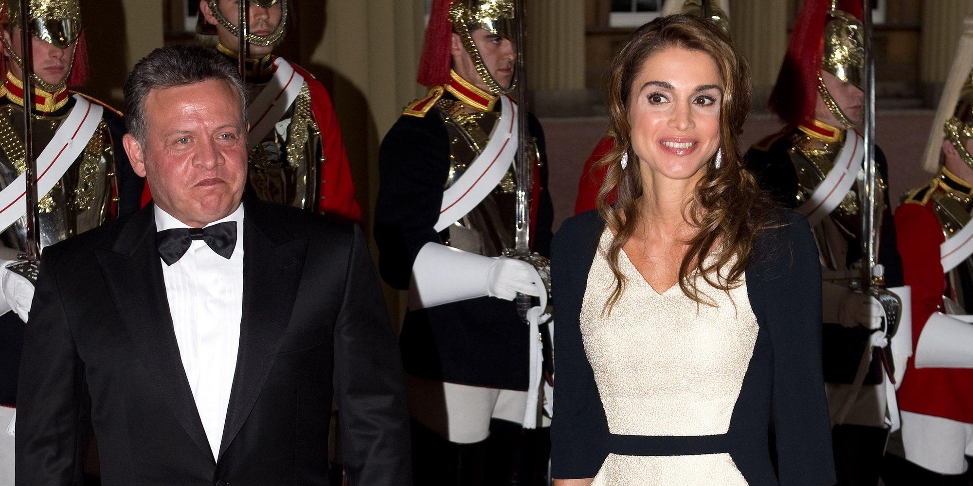 El romántico mensaje de Rania de Jordania al Rey Abdalá por su 26 aniversario de boda