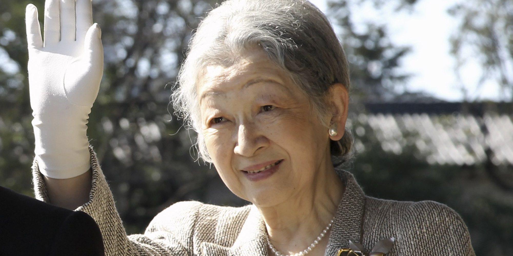 El preocupante estado de salud de Michiko de Japón tras la abdicación del Emperador Akihito