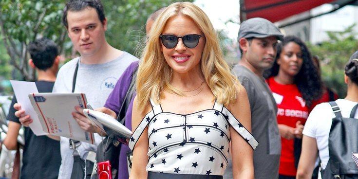Kylie Minogue se sincera sobre su relación con Michael Hutchence, vocalista de INXS