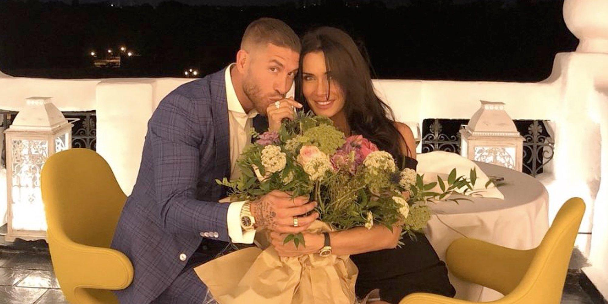 Todo lo que sabemos de la boda de Sergio Ramos y Pilar Rubio