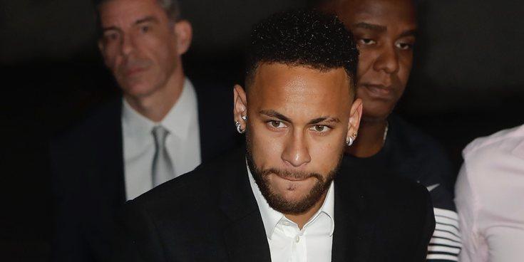 """Neymar declara por una presunta violación: """"La verdad saldrá tarde o temprano"""""""