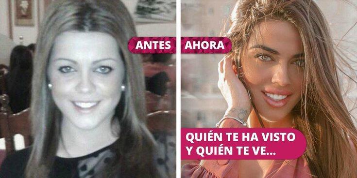 Así ha cambiado Violeta Mangriñán: Desde su pasado antes de 'Mujeres y Hombres y Viceversa' hasta 'SV 2019'