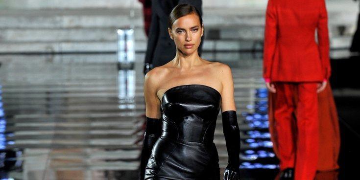 Irina Shayk vuelve a las pasarelas después de su ruptura con Bradley Cooper