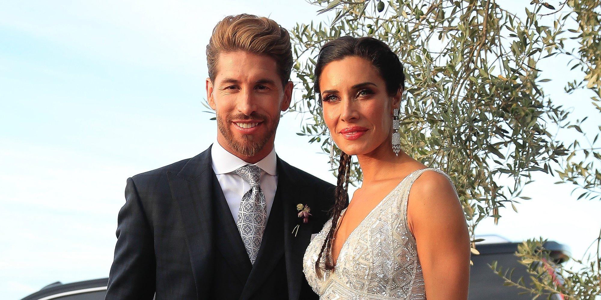 """Primeras palabras de Sergio Ramos y Pilar Rubio tras su boda: """"El amor es el motor que mueve el mundo"""""""