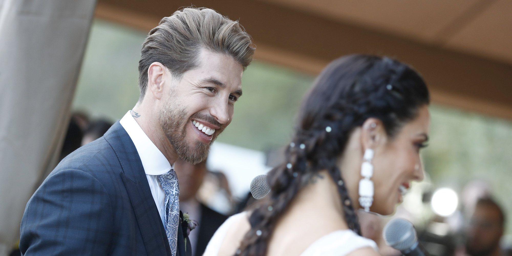 El contrato de confidencialidad que firmaron los empleados de la boda de Sergio Ramos y Pilar Rubio