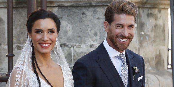 Sergio Ramos y Pilar Rubio podrían pagar parte de su boda gracias al documental del futbolista