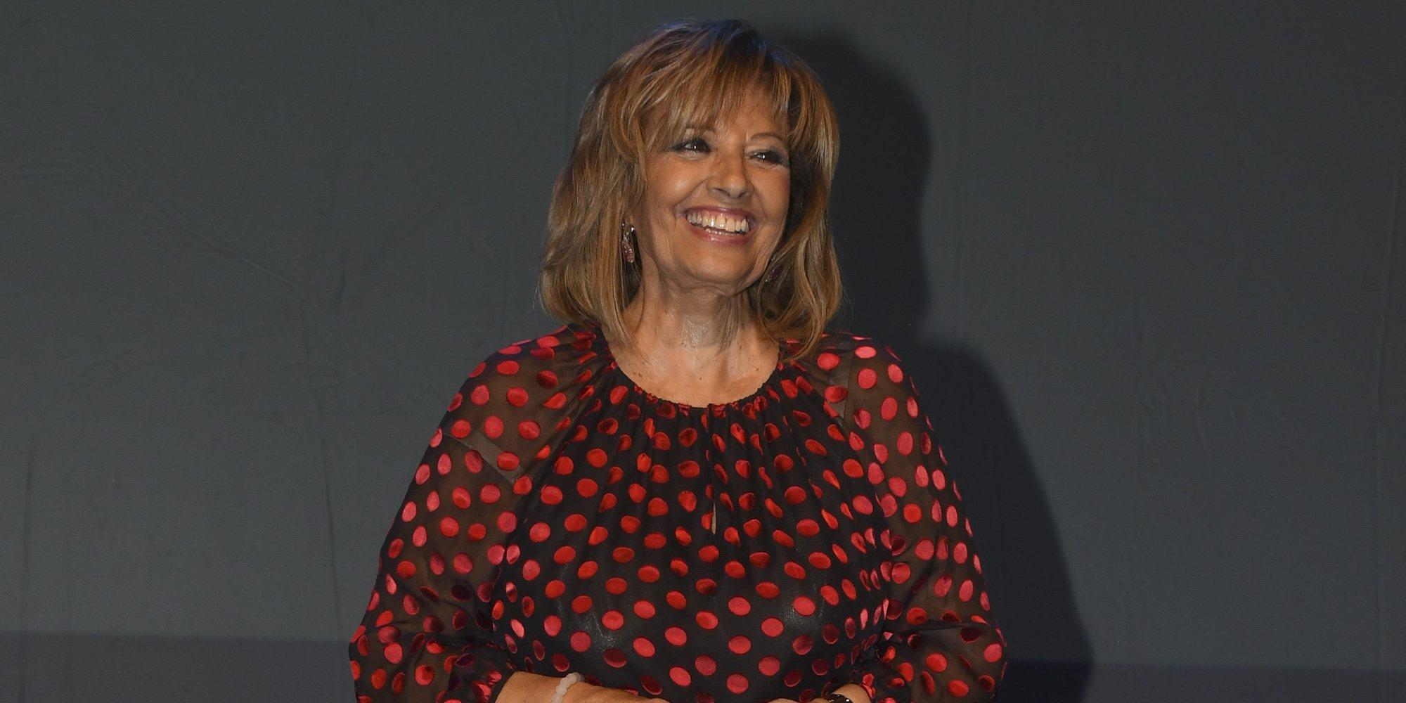 María Teresa Campos celebrará su cumpleaños sin Bigote Arrocet pero junto a sus hijas