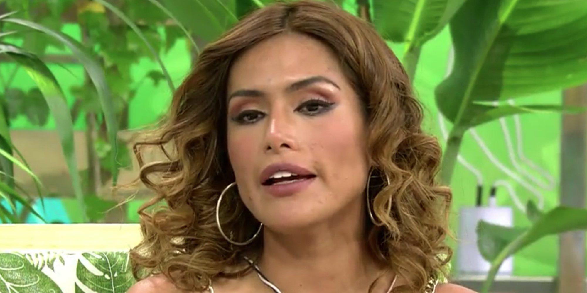 """Miriam Saavedra declara su amor por Carlos Lozano en 'Sálvame': """"Te amo mucho, mi amor"""""""