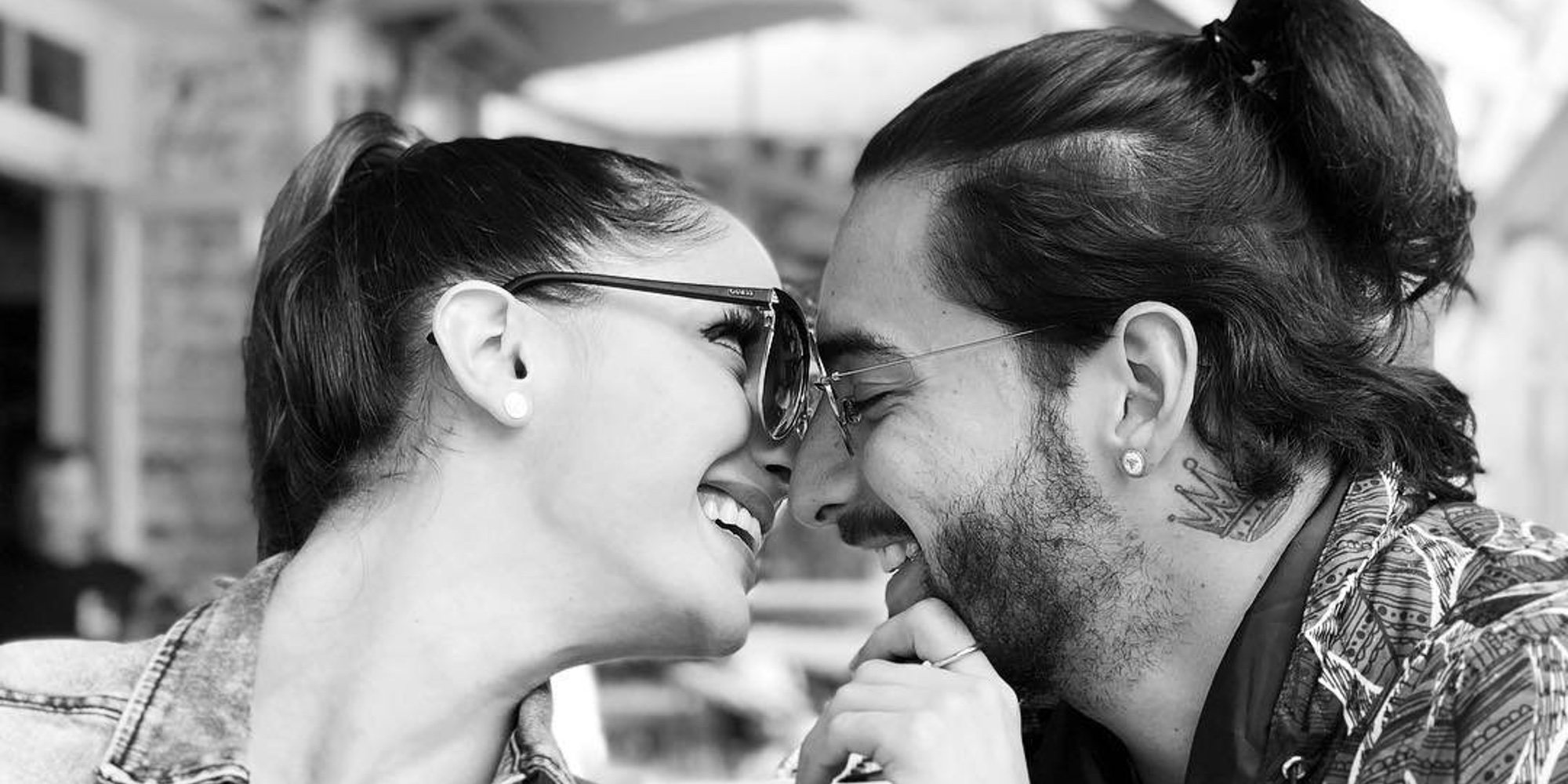 Maluma podría estar esperando su primer hijo con Natalía Barulích