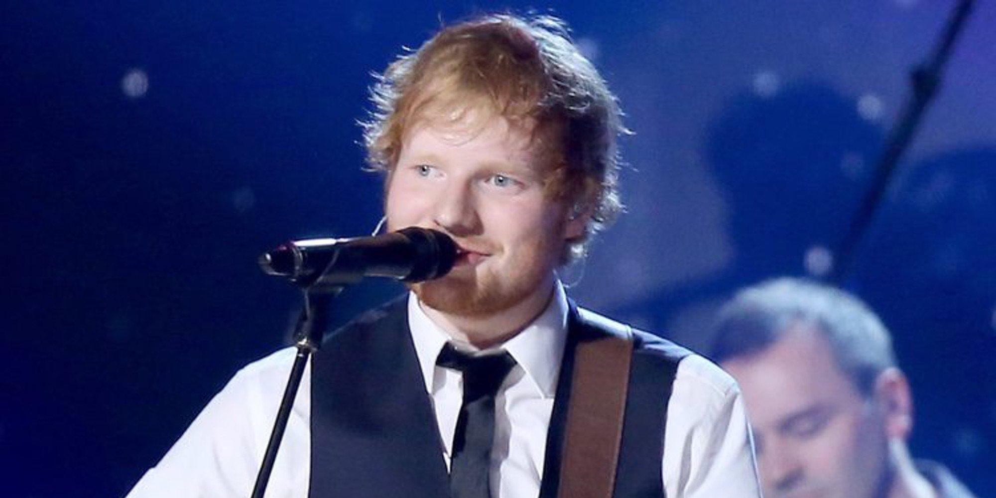 Ed Sheeran lanzará su nuevo disco con la colaboración de Cardi B, Justin Bieber, Camila Cabello y Eminem