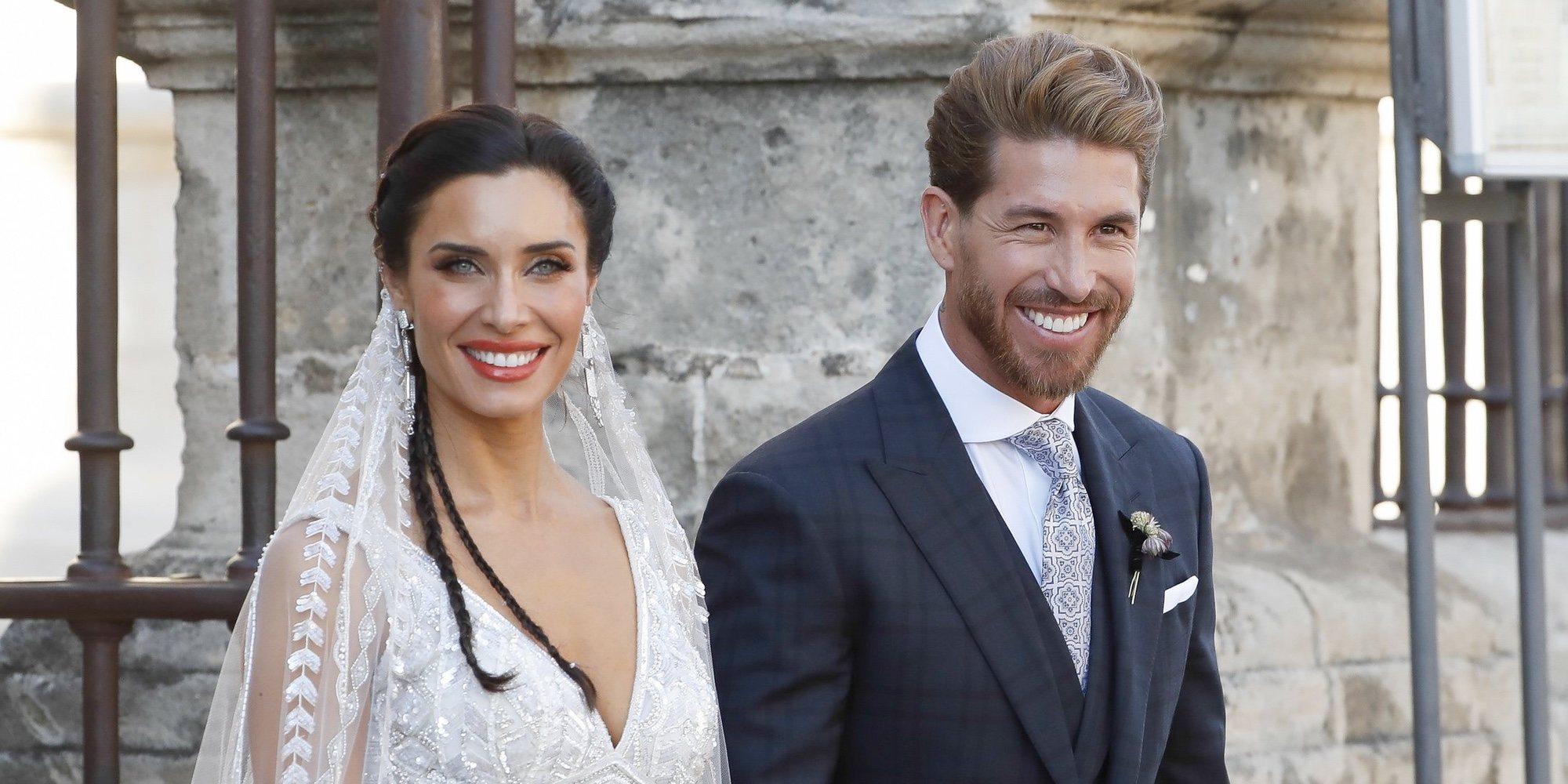 Sergio Ramos y Pilar Rubio autorizan a Pablo Motos a dar detalles de su boda: drones, churros con chocolate...